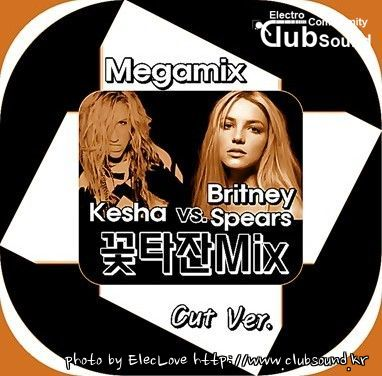 꽃타잔Mix Kesha VS. Britney Spears Megamix (Cut Ver.).jpg