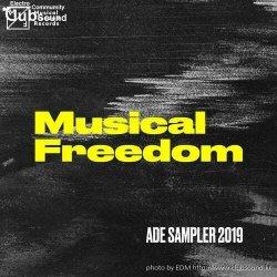 Musical Freedom presents ADE Sampler 2019