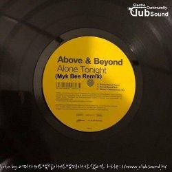 Above & Beyond - Alone Tonight (Myk Bee Mix)