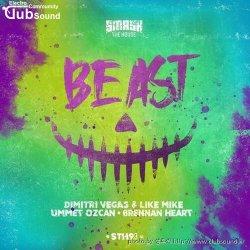 성훈씌 Upload -->> Dimitri Vegas & Like Mike, Ummet Ozcan, Brennan Heart - Beast (All As One) (Original Mix) + @