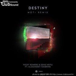(+5곡) Nicky Romero & Deniz Koyu feat. Alexander Tidebrink - Destiny (MOTi Extended Remix)