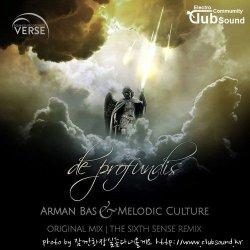 Arman Bas & Melodic Culture - De Profundis (The Sixth Sense Remix)