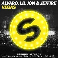 Alvaro, Lil Jon & JETFIRE - VEGAS (Extended Mix)