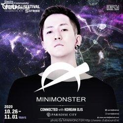 2020 World DJ Festival MINIMONSTER Mixset