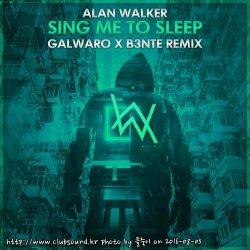 Alan Walker - Sing Me To Sleep (Galwaro x B3nte Remix)