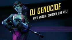 오버워치 Overwatch ( Genocide Edit Ver) 클럽믹스 버전 ㅋㅋㅋ 즐감요 ㅋㅋ